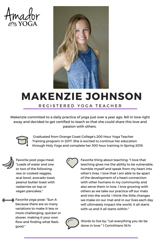 Makenzie Johnson